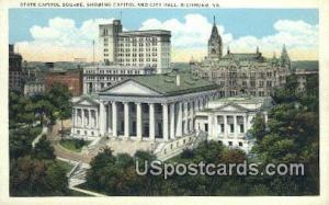 State Capitol Square