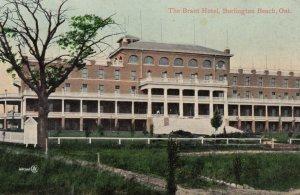 BURLINGTON BEACH , Ontario , Canada , 1900-10s ; The Brant Hotel