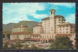 Colorado, Colorado Springs - Broadmoor Hotel - [CO-366]