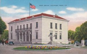 Mississippi Gulfport Post Office