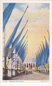 Chicago 1934 International Exposition Avenue Of Flags