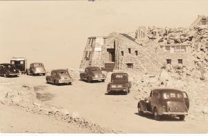 RP: Summit Mt Evans , Colorado , 1941
