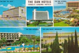 Israel The Dan Hotels 1979