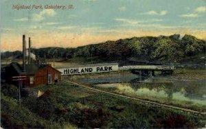 Highland Park - Galesburg, Illinois IL