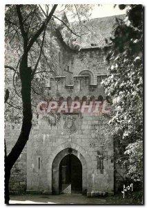 Postcard Modern Rocamadour door of the Sanctuary