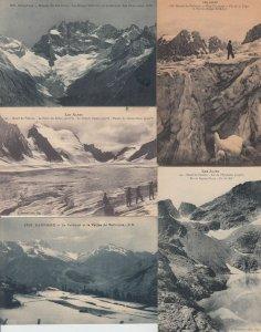 PELVOUX HAUTES-ALPES (DEP.05) COTE D'AZUR 75 Cartes Postales 1900-1940