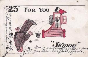 23 For You Skidoo 1907
