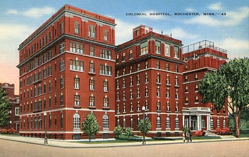 MN - Rochester. Colonial Hospital