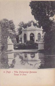 Villa Pallavicini- Durazzo, Tempio Di Flora, Pegli (Genova), Liguria, Italy, ...