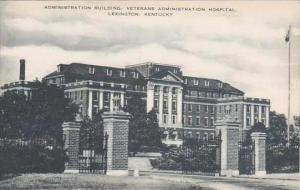 Kentucky Lexington Administartion Building Veterans Administration Hospital A...
