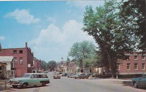 FARMINGTON , Maine , 50-60s ; Main Street