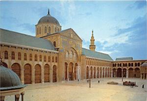BG9446 damascus damas omayao mosque syria