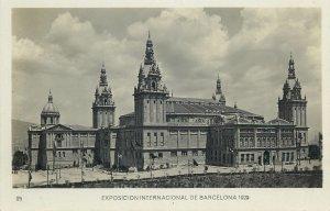 Postcard exhibitions Exposicion internacional de Barcelona 1929