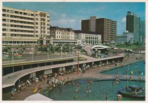 Children's Bathing Pool , DURBAN , South Africa , 50-70s
