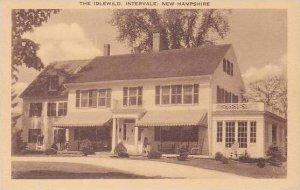 New Hampshire Intervale The Idlewild Artvue