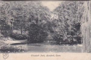 Connecticut Hartford Elizabeth Park 1906