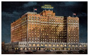 Tennessee Memphis  Hotel Peabody