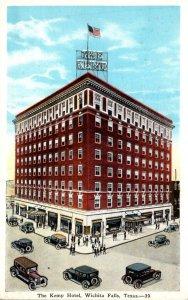 Texas Wichita Falls The Kemp Hotel