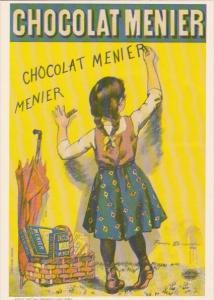 Advertising Chocolat Menier