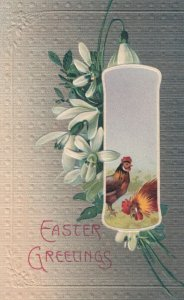 EASTER Greetings , 00-10s Chickens