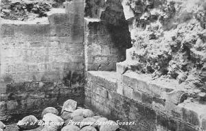 Sussex, Pevensey Castle, Part of Dungeon