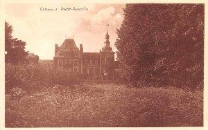 Chateau Awan Aywaille Belgium Unused
