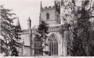 RP: Leominster (Herefordshire), England, UK, 1930-40s ; The Priory Church ; TUCK