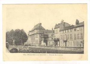 CHALONS-sur-MARNE, France, 00-10s Palais de Justice