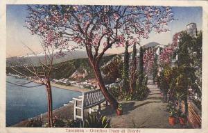 Giardino Duca Di Bronte, Taormina (Sicily), Italy, 1900-1910s