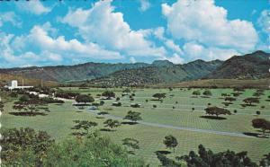 National Memorial Cemetery, HONOLULU, Hawaii, 40-60's