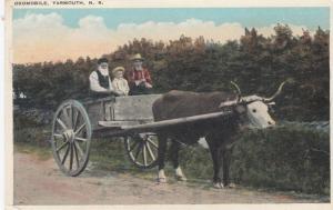 Oxmobile , YARMOUTH , Nova Scotia , Canada , 1910s