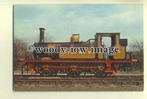 ry996 - London Brighton & South Coast Railway Engine no 55 Stepney - postcard
