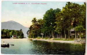 Phantom Island, Lake George NY