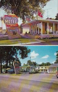 Canada Niagara Falls Blue Top Motel