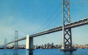 CA - San Francisco. Oakland Bay Bridge
