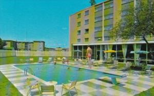 Canada Swimming Pool Skyline Hotels Toronto Brockville and Montreal
