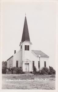 RP; St. Peter Ev. Lutheran Church, PLYMOUTH, Michigan, 1950s