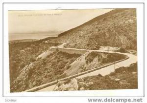 RP Grande Corniche de Nice a Menton 00-10s France