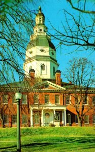 Maryland Annapolis Colonial State House