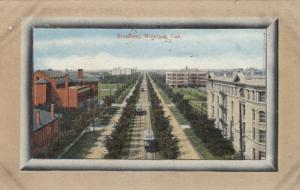 WINNIPEG , Manitoba , 1911 ; Broadway #2