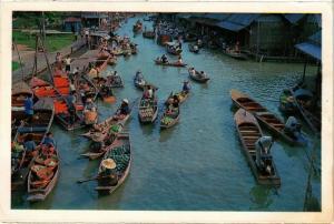 CPM THAILAND Wad Sai Floating Market, Dhonburi. Thailand (346130)