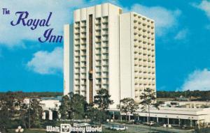 Royal Inn Hotel at Walt Disney World - Lake Buena Vista FL, Florida