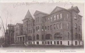 Illinois Jacksonville Illinois Womans College