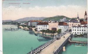 Austria Gmunden Salzkammergut 1932