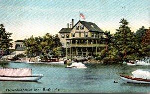 Maine Bath New Meadows Inn 1908