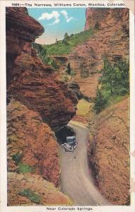 The Narrows Williams Canon Manitou Colorado