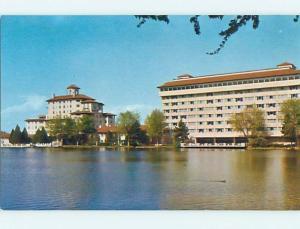 Unused Pre-1980 BROADMOOR HOTEL Colorado Springs Colorado CO r9003