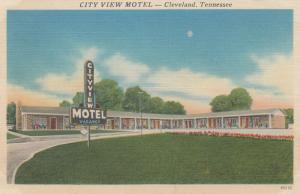 CLEVELAND , Tennessee , 30-40s ; City View Motel