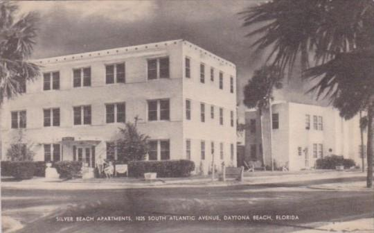 Florida Daytona Silver Beach Apartments