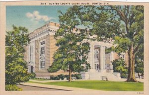 South Carolina Sumter County Court House